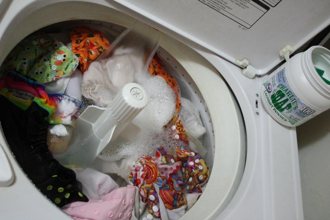 charlie doap laundry detergent